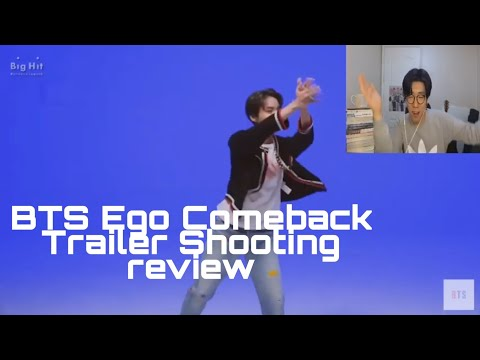 Video BTS (방탄소년단) Outro : Ego Comeback Trailer Shooting reaction 에피소드 리뷰 [호민이TV] download in MP3, 3GP, MP4, WEBM, AVI, FLV January 2017
