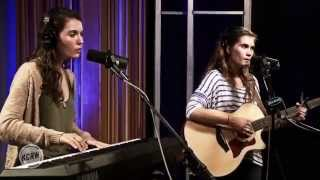 "Video Lily & Madeleine performing ""Hold Onto Now"" Live on KCRW MP3, 3GP, MP4, WEBM, AVI, FLV Juni 2019"