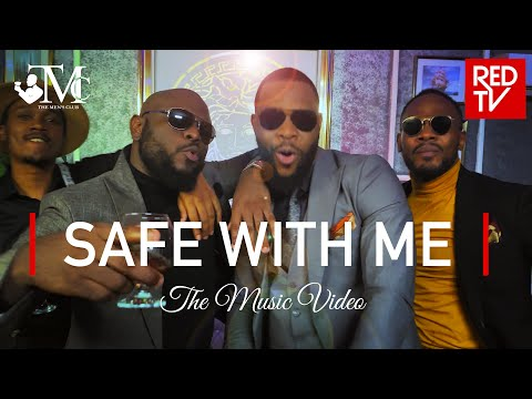 'SAFE WITH ME' / THE MEN'S CLUB / THE MUSIC VIDEO