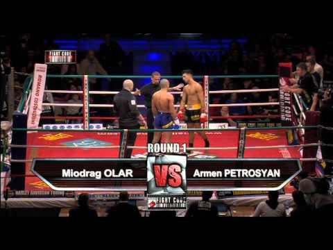 Thaiboxemania - Olar VS Armen Petrosyan