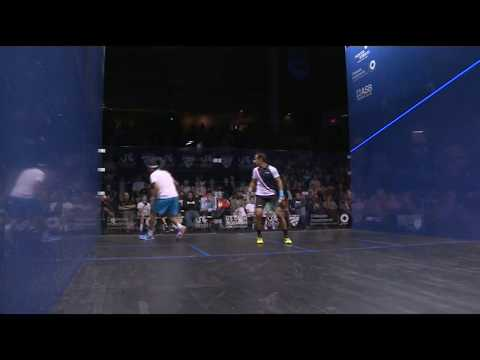Squash Analysis: Shabana's game