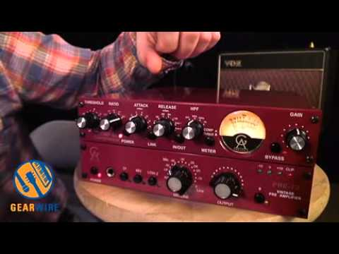 Golden Age Project Comp54: Neve 2254 Clone A/B'd With. . . Itself (Video)