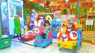 Video playground kids indonesi KIDS PLAYLAND | Mainan anak Mandi bola dan naik odong odong mall MP3, 3GP, MP4, WEBM, AVI, FLV Februari 2019