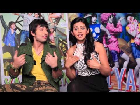 """Yaariyan"" - In Conversation With Himansh Kohli, Rakul Preet 