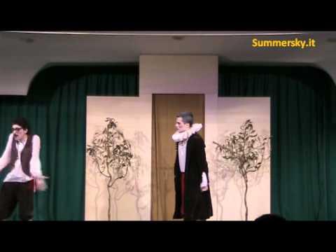 Ischia Teatro Festival - George Dandin farsa del contadino raggirato - Prima Parte