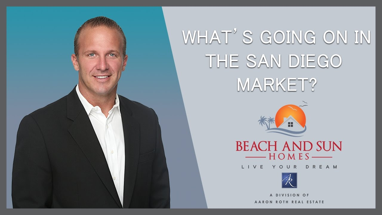 San Diego Real Estate Market Update
