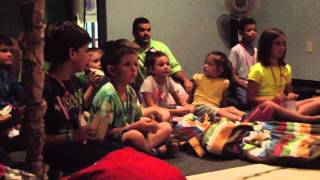 St. John's VBS 2014 - Wilderness Escape Day 3