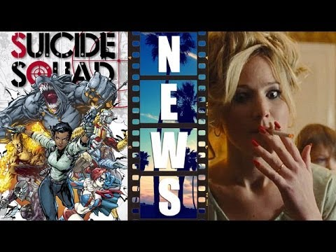 movies - Warner Bros announces new low budget upcoming DC movies like Suicide Squad, Deathstroke and more! Plus American Hustle, and Jennifer Lawrence, get more Oscar...