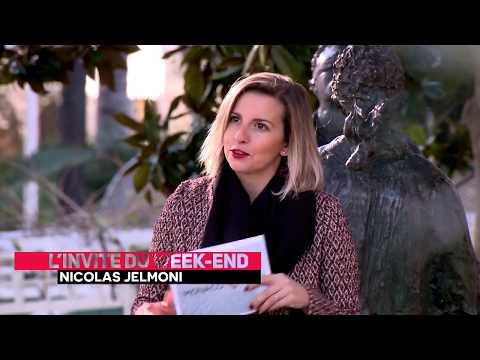 weekend guest: Nicolas Jelmoni