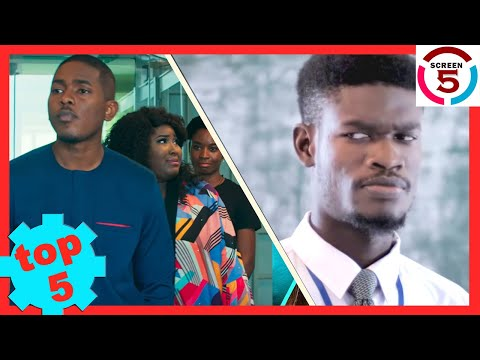 5 AMAZING NIGERIAN TV SERIES YOU MUST WATCH