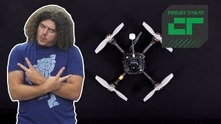 The world record for the fastest drone is set, an artificial heart is 3D printed and luxury phone maker Vertu shuts down. All this on Crunch Report.