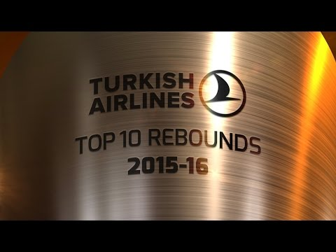 #FANSCHOICE Top 10 Rebounds
