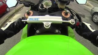 1. Kawasaki Ninja ZX10R 2009 Acceleration