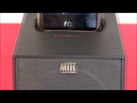 Altec Lansing InMotion M102 Octiv Mini Speaker for iPhone/iPod – M3Shoppe.com