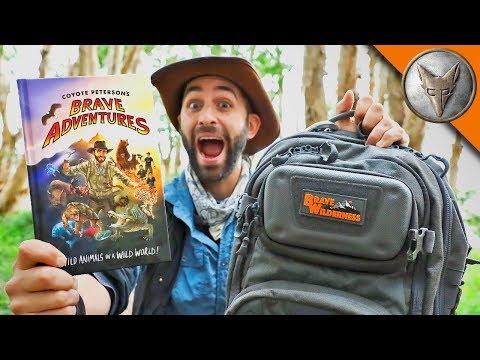 WIN Coyote's Adventure Pack!
