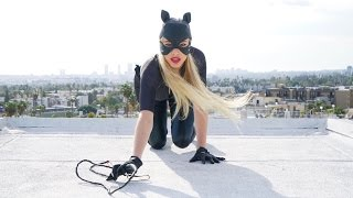Catwoman's Untold Story | Lele Pons, Anwar Jibawi & Hannah Stocking