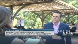 Brandon Doyle Interviewed On CNBC Africa, Closing Bell West Africa