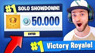 Video Playing Fortnite: Battle Royale for 50,000 V-BUCKS...! MP3, 3GP, MP4, WEBM, AVI, FLV Agustus 2018