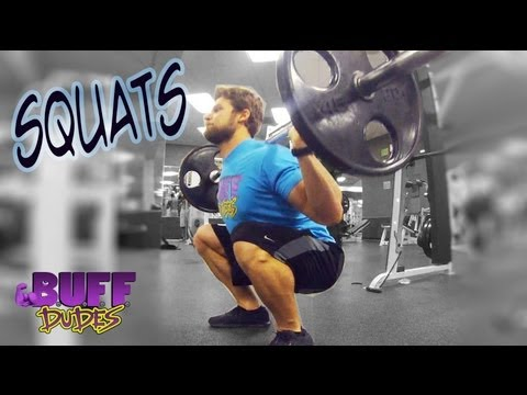 how to properly squat without weights
