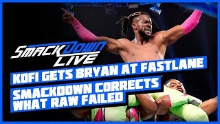Nonton WWE Smackdown Live Feb. 19, 2019 Full Show Review & Results: WWE TRIES AGAIN WITH NXT ON SMACKDOWN Film Subtitle Indonesia Streaming Movie Download
