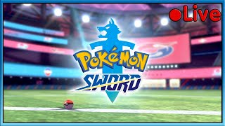 Pokemon Sword - Messing Around - 🔴 Live by Stampy