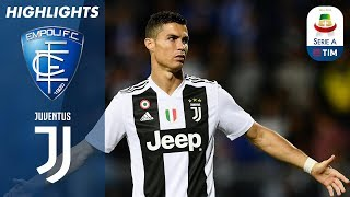 Download Video Empoli 1-2 Juventus | Ronaldo Double In Juve Comeback Win | Serie A MP3 3GP MP4
