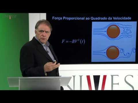 Mecânica - Aula 26 - Dinâmica das forças viscosas