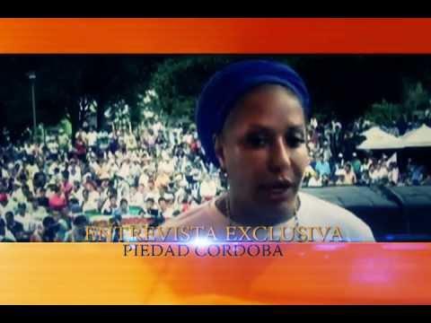 PROMO- Entrevista a Piedad Córdova