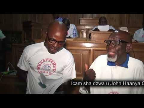 John Haanya Gbor: Akaa Ou Tee  a Cii Na Ior i Ibyanave