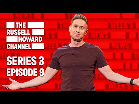 The Russell Howard Hour - Series 3, Episode 9 | Full Episode