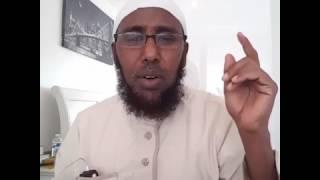 Walaal inta aad nooshay ku dadaal in aad Ilaahay adeecdo si aad u hesho Raali-ahaanshahiisa iyo Naxariistiisa!!!