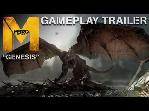 Metro Last Light Genesis Trailer