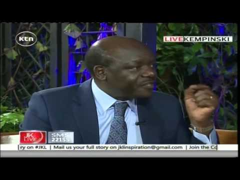 Jeff Koinange Live with Mukhisa Kituyi on Inspiration Thursday, 5th May 2016 Part 2