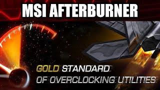 How to Install MSI Afterburner Tutorial (Overclock a Graphics Card)In this Windows Tutorial I will be showing you how to install MSI Afterburner this is a great program that every gamer should have installed.About MSI Afterburner:MSI Afterburner is the world's most recognized and widely used graphics card overclocking utility which gives you full control of your graphics cards. It also provides an incredibly detailed overview of your hardware and comes with some additional features such as customizing fan profiles, benchmarking and video recording. MSI Afterburner is available completely free of charge and can be used with graphics cards from all brands.MSI Afterburner Download Link: https://www.msi.com/page/afterburnerNEW ComputerSluggish Plus Channel: https://www.youtube.com/channel/UCDGkYY98rV-0ZgOAkBpZFxADonate Now! https://paypal.me/computersluggish (All Donations Are A Big Help At Making My Channel Grow.)