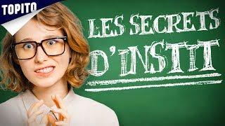 Video Top 8 des secrets inavouables des instits MP3, 3GP, MP4, WEBM, AVI, FLV Oktober 2017