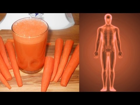 10 Amazing Health Benefits Of Carrots