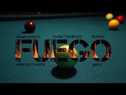 Omar Montes x Moncho Chavea x Denom x Fyahbwoy x Arce - Fuego  (Videoclip Oficial)