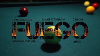 Video Omar Montes x Moncho Chavea x Denom x Fyahbwoy x Arce - Fuego 🔥🔥 (Videoclip Oficial) MP3, 3GP, MP4, WEBM, AVI, FLV Mei 2018