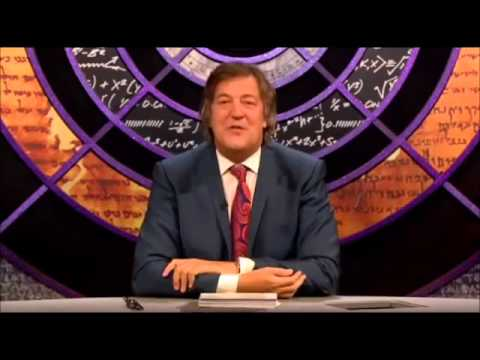 Quite interesting   Stephen Frys Jokes at the end of the show   Se8 QI