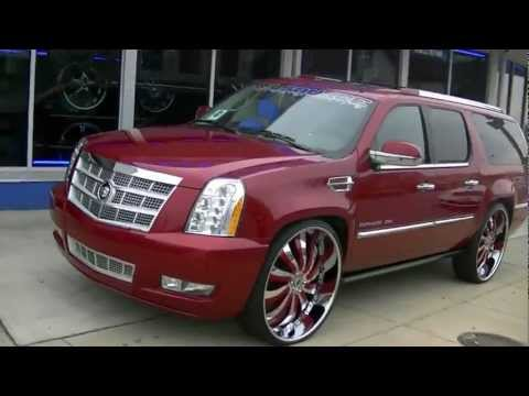 2012 Escalade Platinum on 30