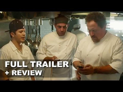 review trailer - Chef debuts its official trailer for 2014! Watch it today with a trailer review! http://bit.ly/subscribeBTT Chef debuts its official trailer for 2014 and you...