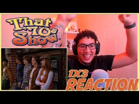"That '70s Show REACTION Season 1 Episode 3 ""Streaking"" 1x3 Reaction!!!"