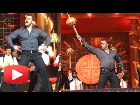 Salman Khan Performs On Selfie Le Le Re | Big Star