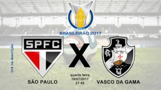 Assista São Paulo X Vasco da Gama, ao vivo, com qualidade HD e sem travamento. O jogo é válido pelo Campeonato Brasileiro...