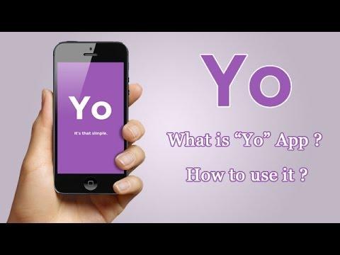 Yo - Aprilscherz oder seriöse App?