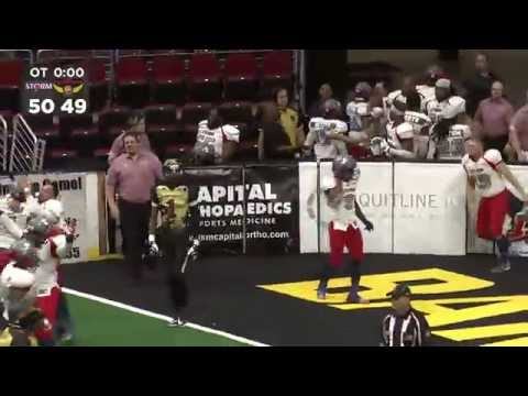 Week 15: Storm Edge Barnstormers 50-49 in OT