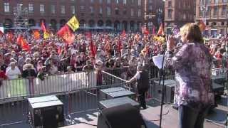 Manifestation et conférence de presse du 31 mars à Toulouse, pour les langues régionales, la défense de l'occitan.