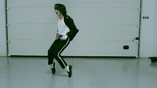Michael Jackson Billie Jean by Alex Blanco (Impersonator) - YouTube