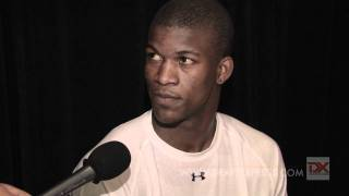 Jimmy Butler Draft Combine Interview