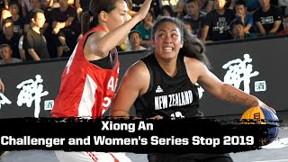 LIVE - Xiong An Challenger and Women's Series Stop